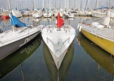 Location bateau Voile Lac Neuchatel